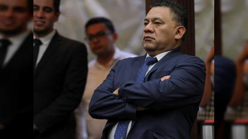 Van diputados de Morena por 100 iniciativas en Primer Periodo Legislativo
