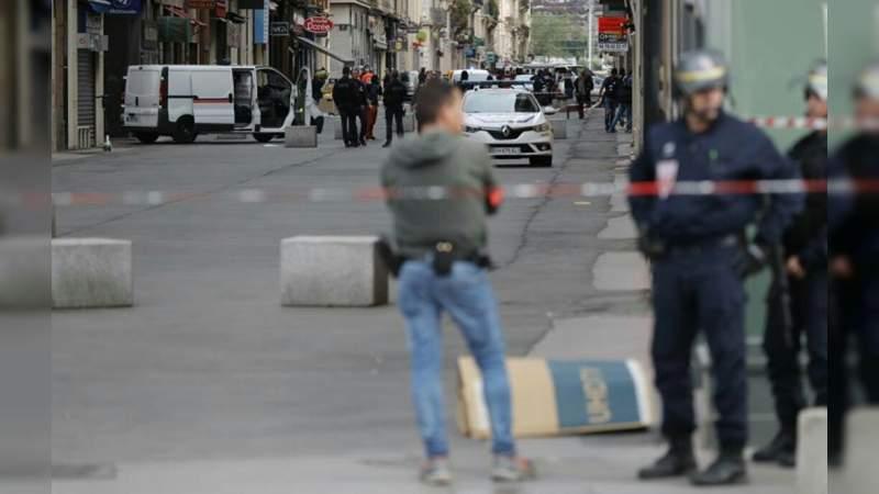 Detienen a tres sospechosos por el ataque terrorista en Francia