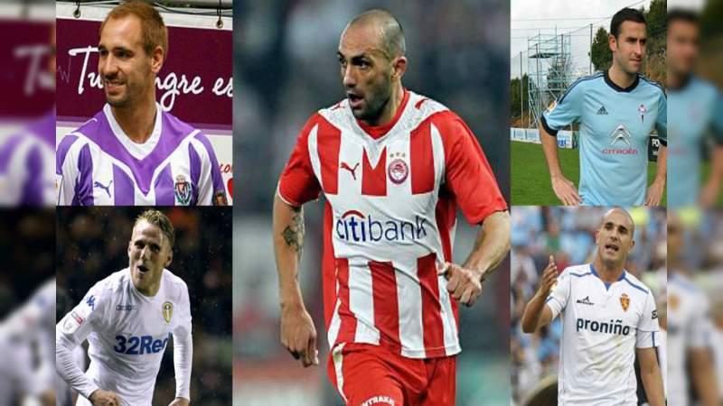 Detienen a futbolistas españoles por amaño de partidos