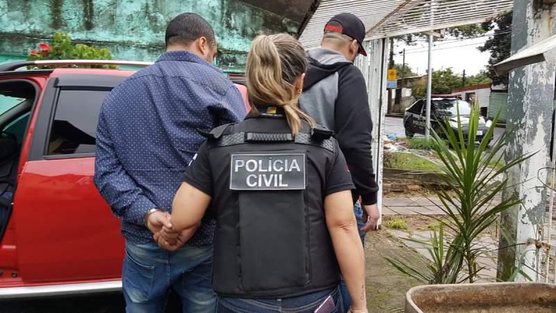 968 detenidos en megaoperación contra homicidas y feminicidas en Brasil
