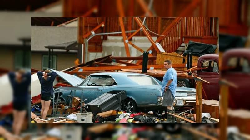 Tornados en Estados Unidos han dejado un muerto y más de 100 heridos