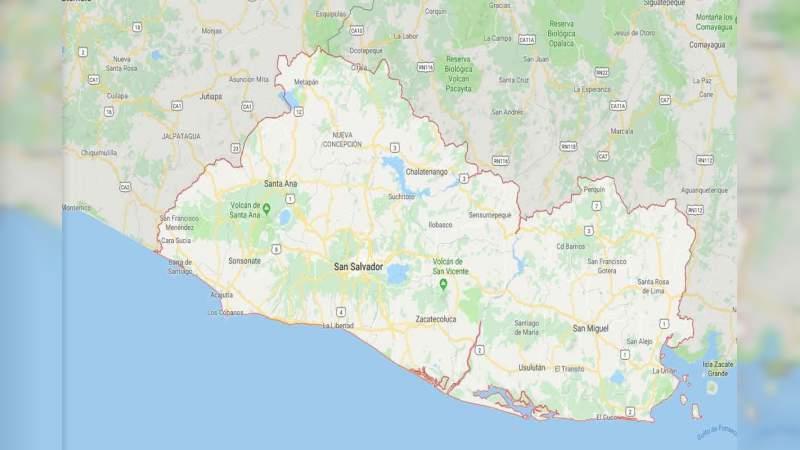 Sismo de 6.8 sacude a El Salvador