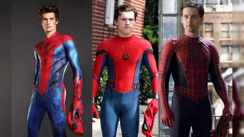 Los 3 Spider-Man aparecerían en la misma película