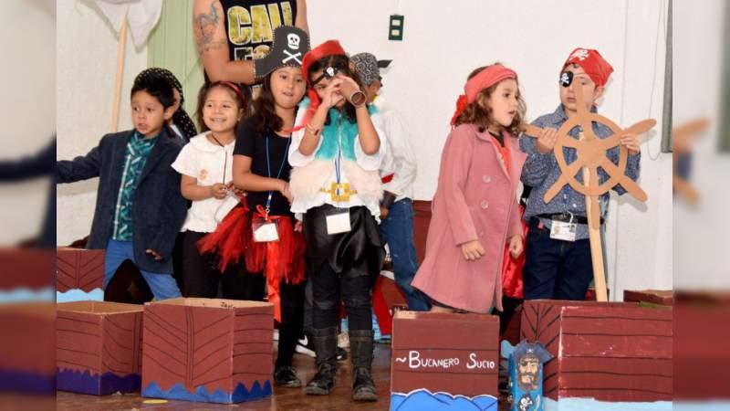 Abren inscripciones para Curso de Verano del DIF Michoacán