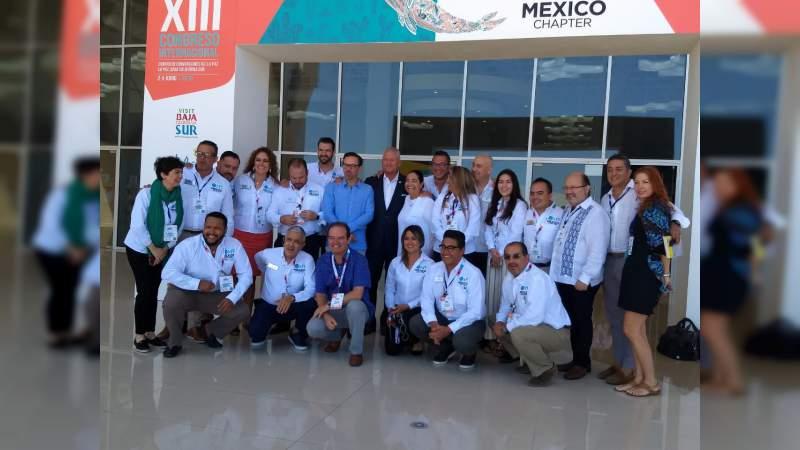 Eligen a Michoacán como sede del XV Congreso Internacional de MPI México Chapter en 2021