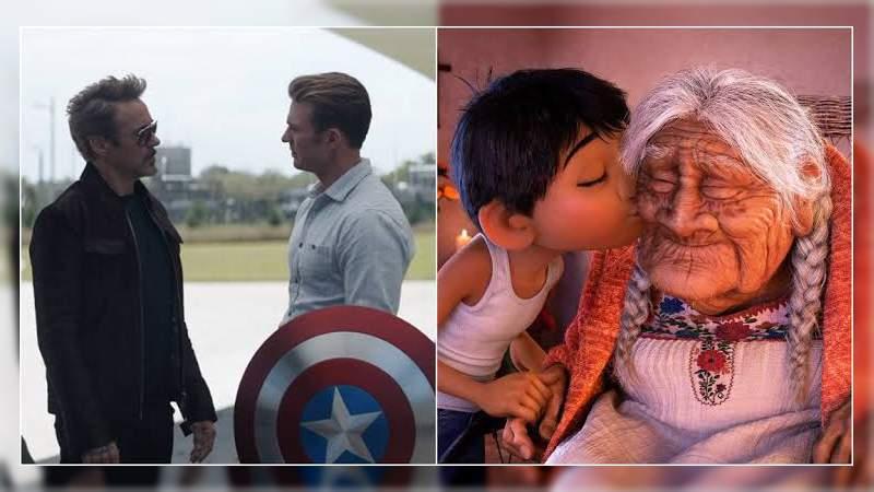 Avengers: Endgame destronó a Coco y ya es la película más taquillera en la historia de México