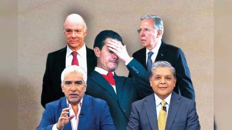 INAI presenta lista de periodistas beneficiados por EPN