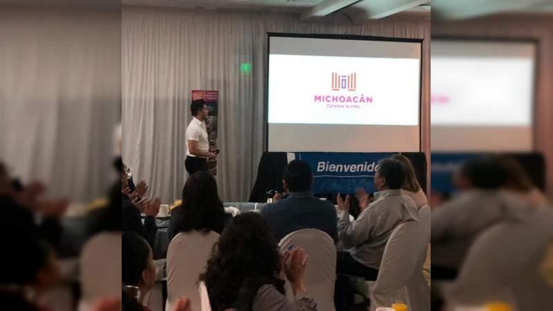 Sectur Michoacán, presente en la Expo AMEVH 2019