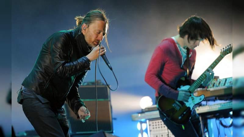 Radiohead lanza canciones inéditas luego de ser extorsionados