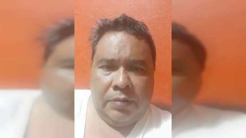 Liberan al periodista Marcos Miranda