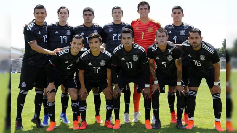 México obtiene el Tercer Lugar en el Torneo Esperanzas de Toulon