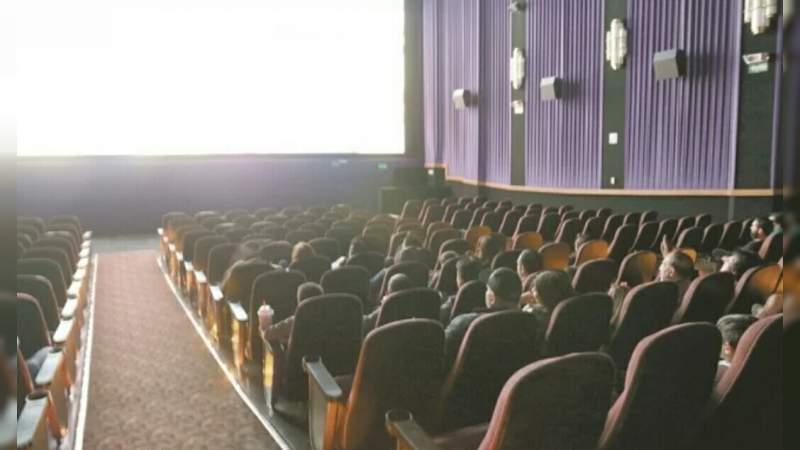 Boletos de cine en Morelia incrementan su costo un 18%