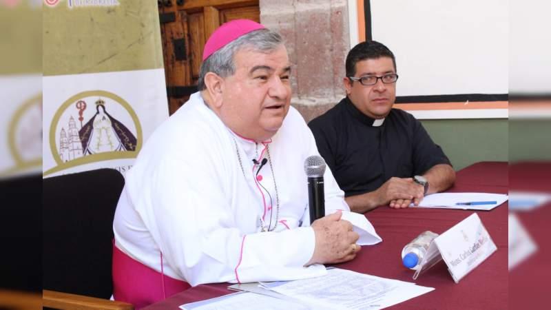 La eucaristía, fuente de gracias que nos conduce a la unidad, la reconciliación y la paz: arquidiócesis de morelia