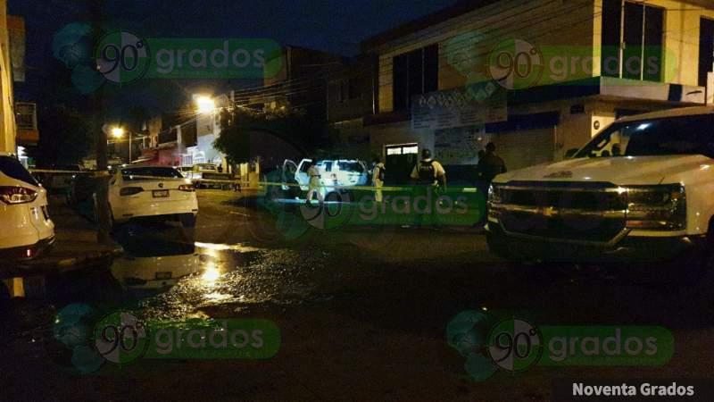 Zamora: Un muerto y un herido en agresión a balazos a tripulantes de un vehículo