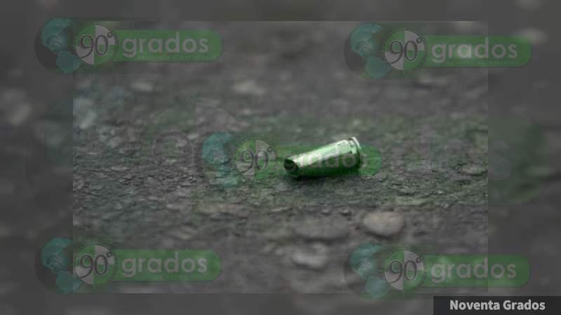 Identifican a dos de los ocho ejecutados en últimas 24 horas en Uruapan, Michoacán