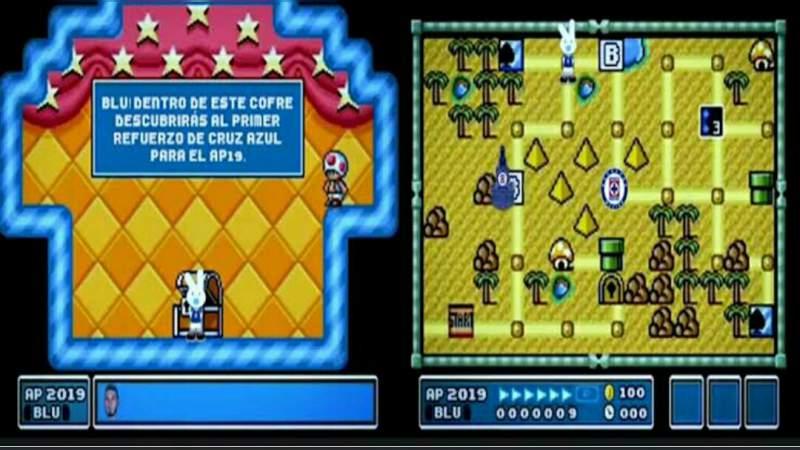 ¿Nintendo demandaría a Cruz Azul por utilizar imagen de Mario Bros?
