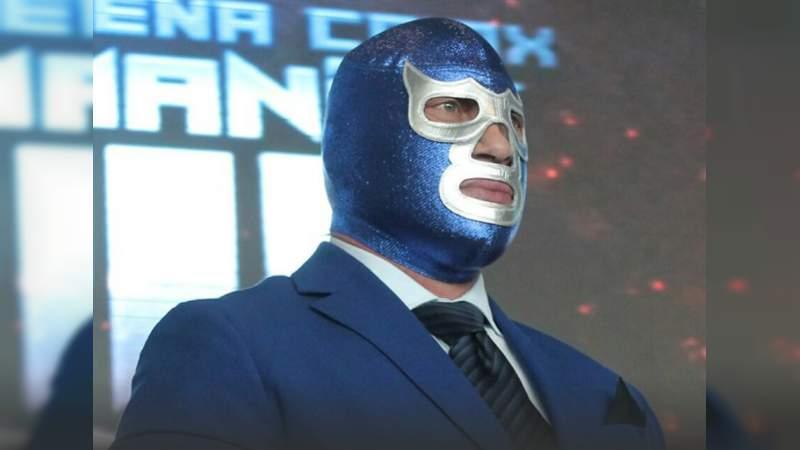 Si pierdo la máscara en Triplemanía, me retiro: Blue Demon Jr