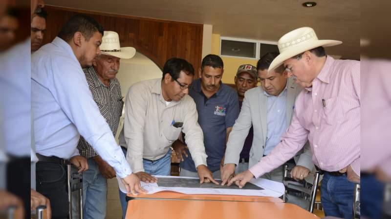 Emprenden diputados de Morena revisión de recursos invertidos en sector rural de Michoacán