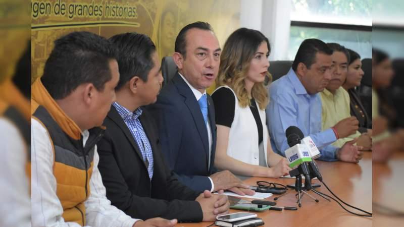 Urge que Gobierno Federal concrete federalización educativa: PRD