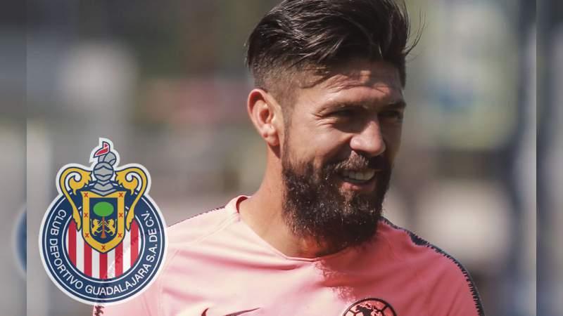 Oribe Peralta deja al América, para enrolarse con Chivas