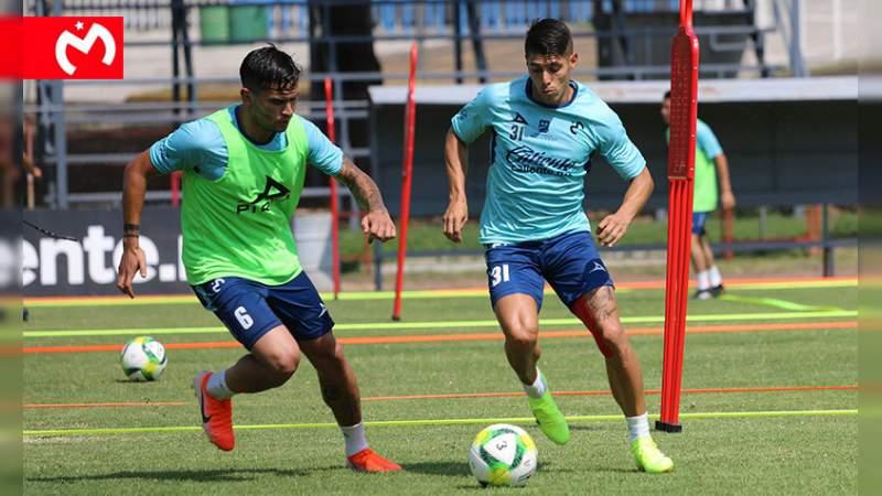 Monarcas se apuntala físicamente, a la vez que Achilier y el Orejas inician en Copa América