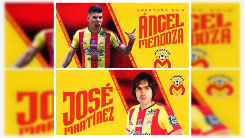 Quick Mendoza yShaggyMartínez, refuerzos para Monarcas