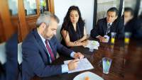 Presupuestos directos deben unir, no confrontar a comunidades: Alfredo Ramírez