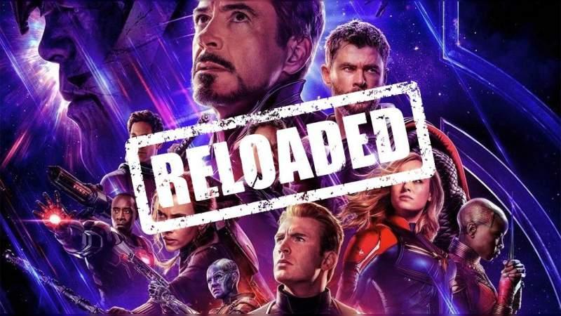 Avengers: Endgame volverá a los cines con una versión extendida