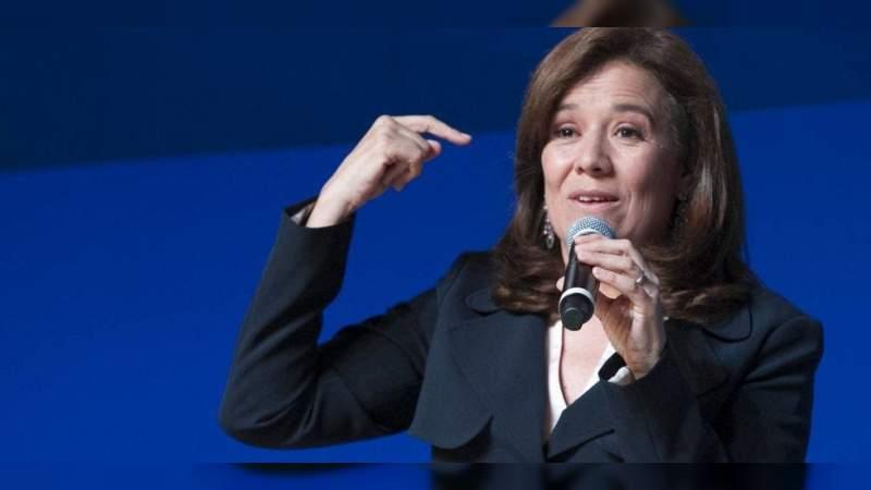 Margarita Zavala desmiente la detención de su hijo Luis Felipe