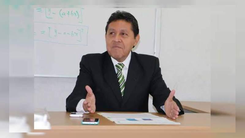 Un hecho la contracción productiva y de empleo formal en este año: Heliodoro Gil