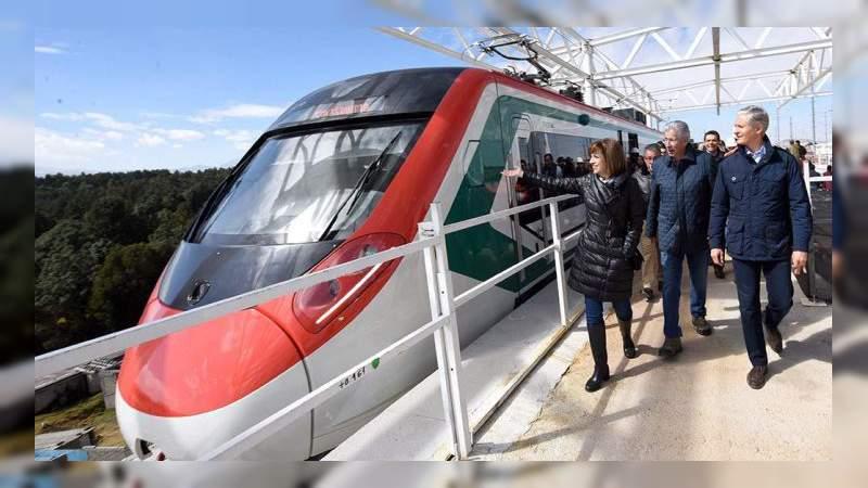SCT reasignará 500 mdp al Tren México-Toluca