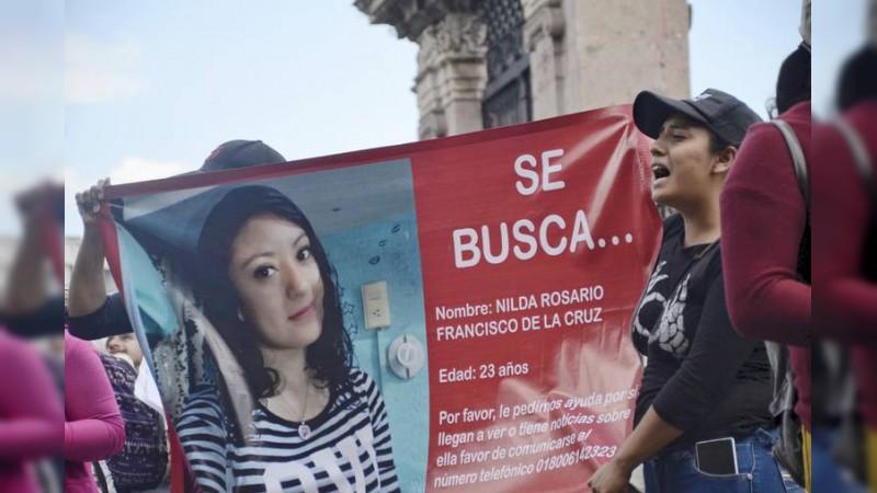 Detienen a presunto responsable de la desaparición de Nilda Rosario Francisco De la Cruz