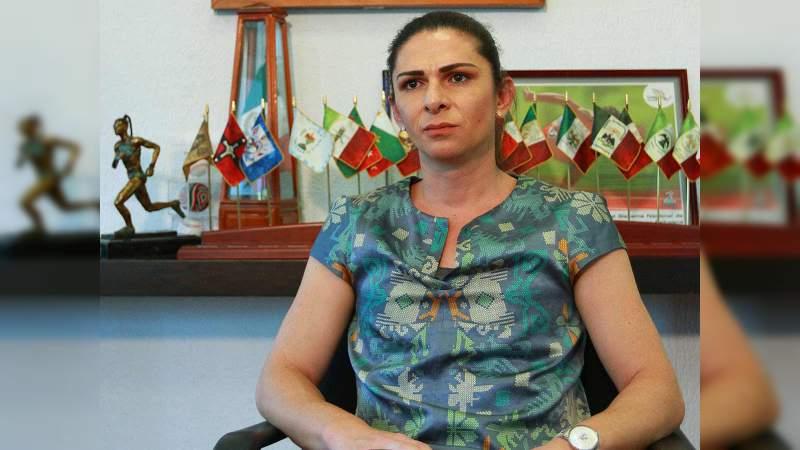 Ana Guevara comparecerá ante la Comisión del Deporte