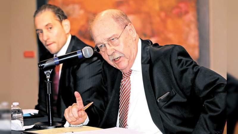 Lozoya no será testigo protegido: Javier Coello