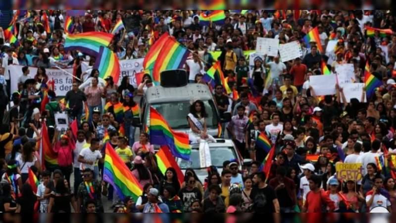 ¿Cuál será la ruta de la marcha del Orgullo Gay en CDMX?