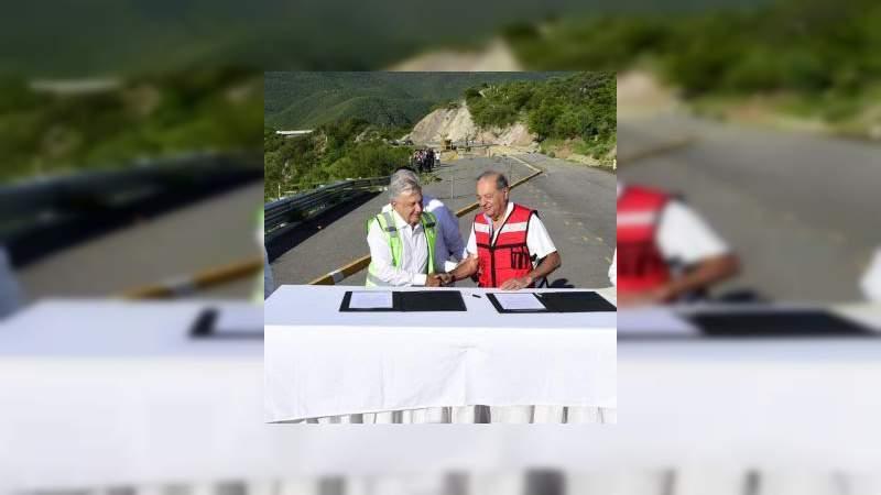 Le dejaron una situación muy difícil a AMLO: Carlos Slim