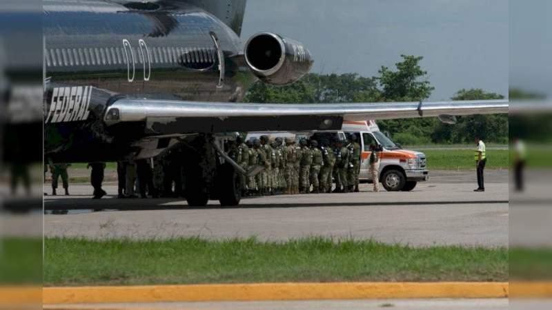 México deportó a más de 80 migrantes haitianos este sábado