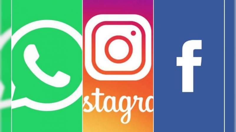Facebook, WhatsApp e Instagram se caen a nivel mundial