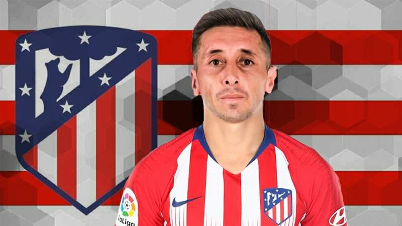 ¡Es Oficial! Héctor Herrera es nuevo jugador del Atlético de Madrid