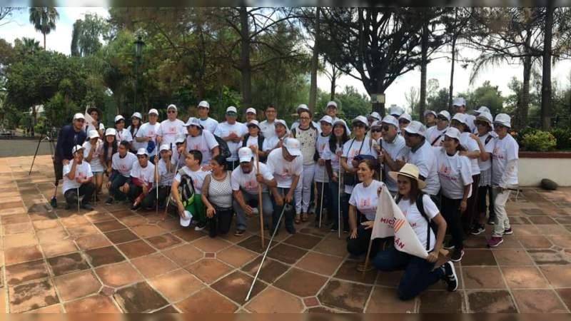 Es Michoacán referente del Turismo Inclusivo