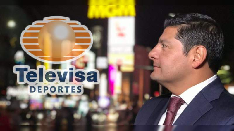 Carlos Aguilar abandona TV Azteca para sumarse a Televisa