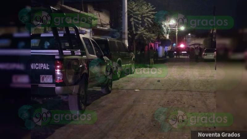 Balean a escoltas del titular de la Policía Municipal en Acámbaro