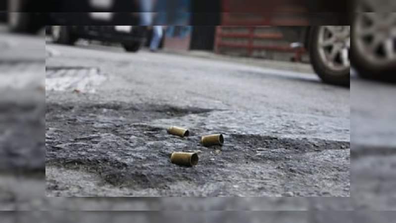 Asesinan a tiros a hombre en Morelia, Michoacán, ya son 10 en julio