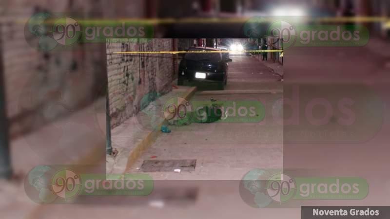 Asesinan a joven adicto a las drogas en Jacona