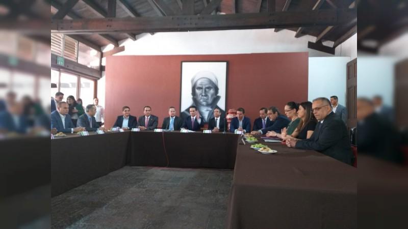 Crean Unidad de Inteligencia Patrimonial y Económica en Michoacán que sancionará y extinguirá los bienes adquiridos de forma ilícita