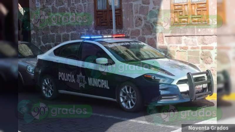 Asaltan a cuentahabiente y lo despojan de 200 mil pesos en Morelia, Michoacán