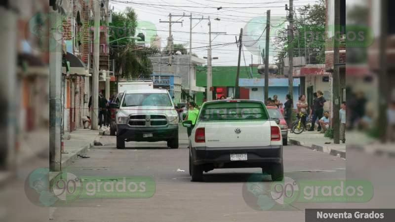 Balean y hieren a persona en Zamora, Michoacán - Noventa ...