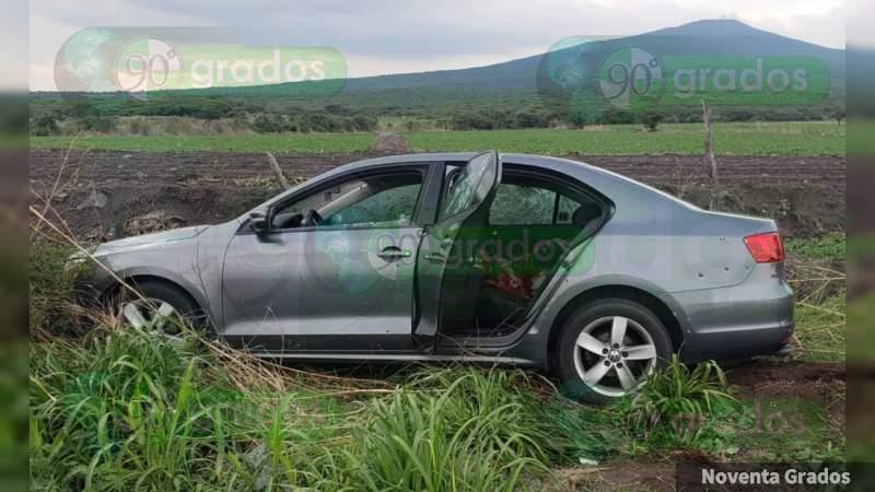 Ejecutan a tres personas en la Zamora-La Piedad, hay un herido