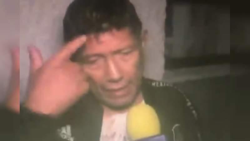 Asaltan la casa de Juan Osorio, él resulta golpeado en el ataque