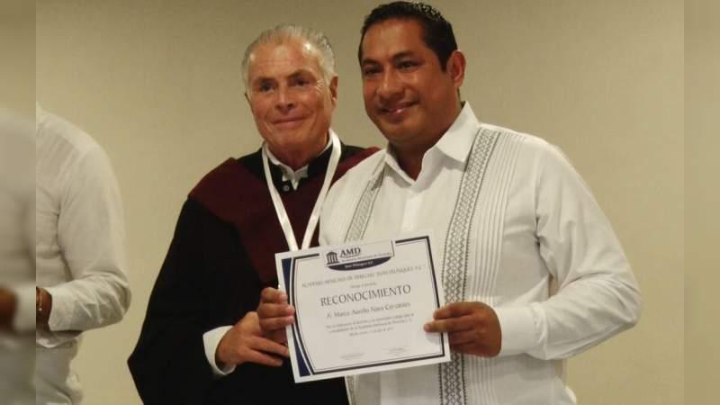 Recibe Defensoría Pública reconocimiento por promoción de acceso a la justicia